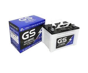 GS HYBRID 95D31R PLUS (12V - 80Ah)